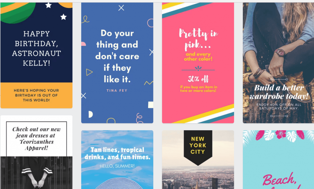 Why You Should Use Instagram Templates And How To Get Started Upleap