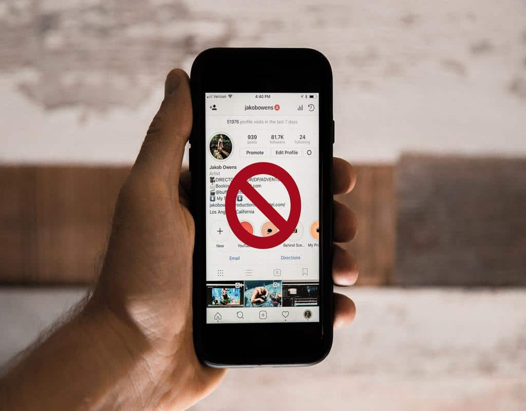 How To Block Someone on Instagram and See if You've Been Blocked