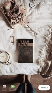 The Bell Jar Book On Bed