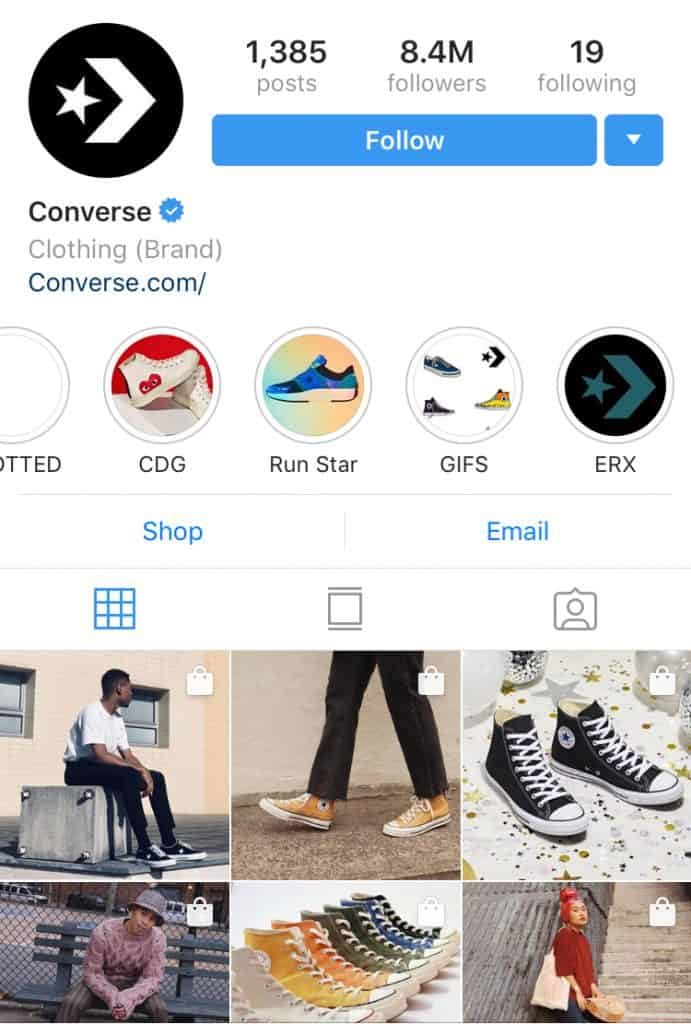 5d99c94e203712 Guide To Creating Branded Instagram Highlight Covers - Upleap