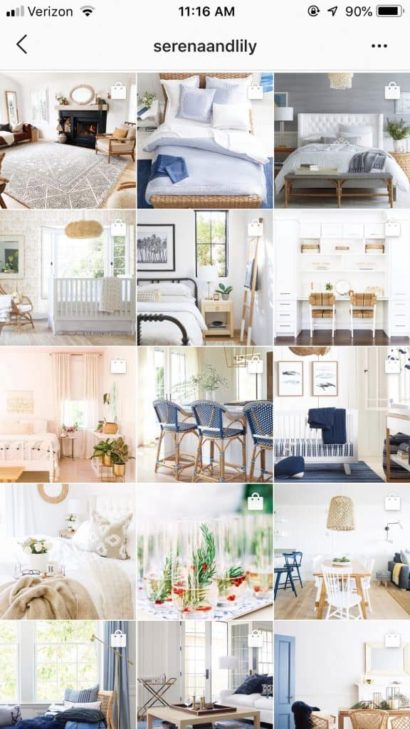 light & airy @serenaandlily