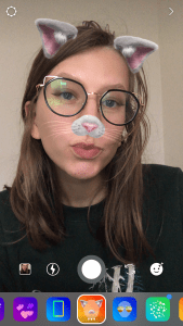 Bunny Instagram Face Filter