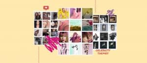 5 Celebrity-Inspired Instagram Themes You Need to Use Next